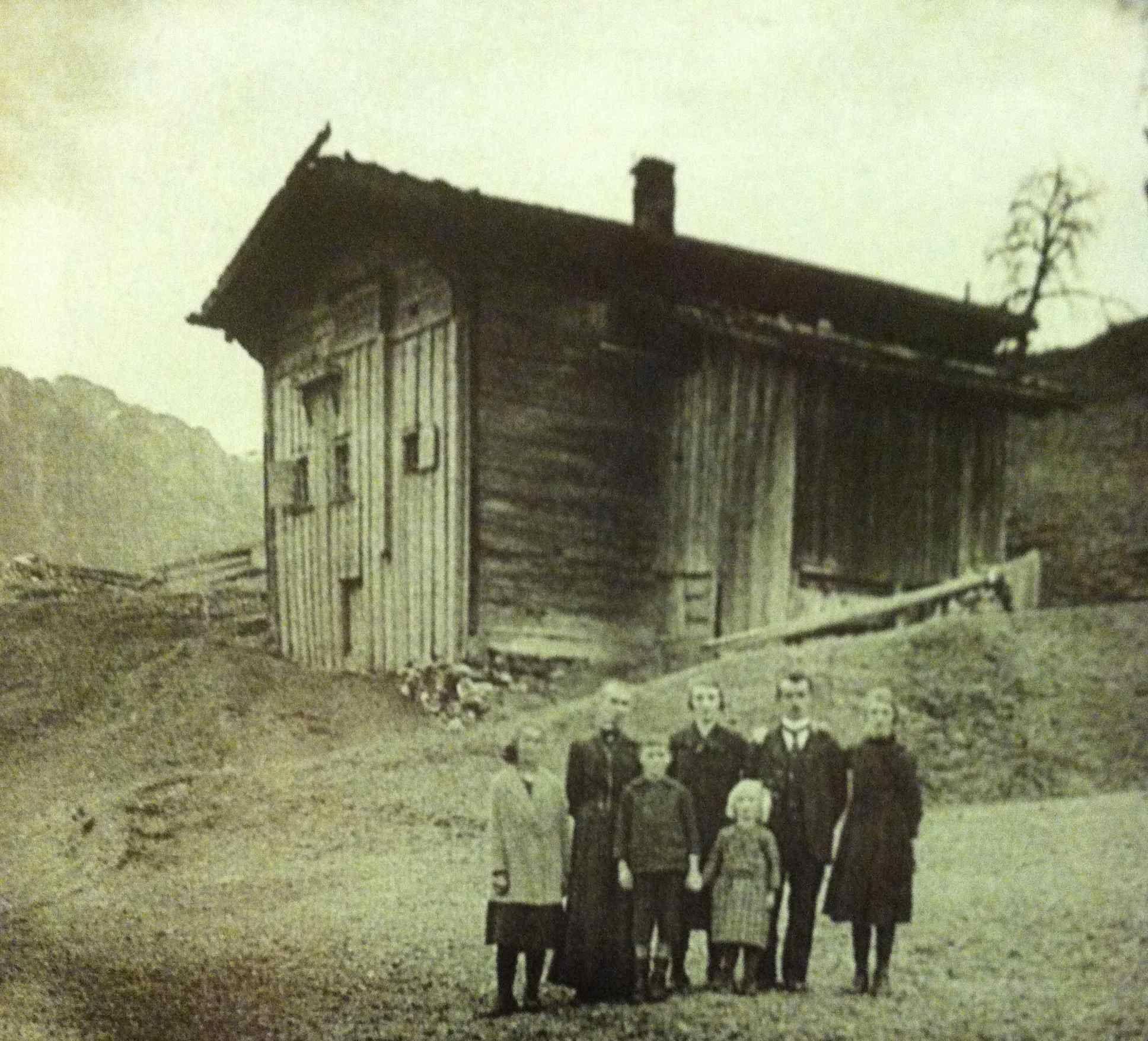 Original Truog House Gugalun Versam Peter Zumthor Peter Zumthor