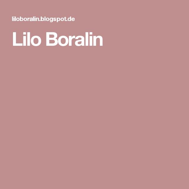 Lilo Boralin
