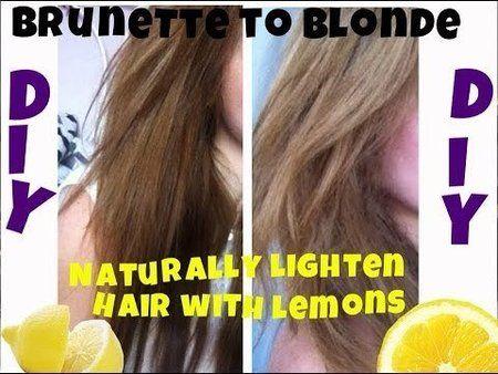 Lemons on my hair??? - #lemons #hair #diyhair #blonde #beautytip #beautyhack