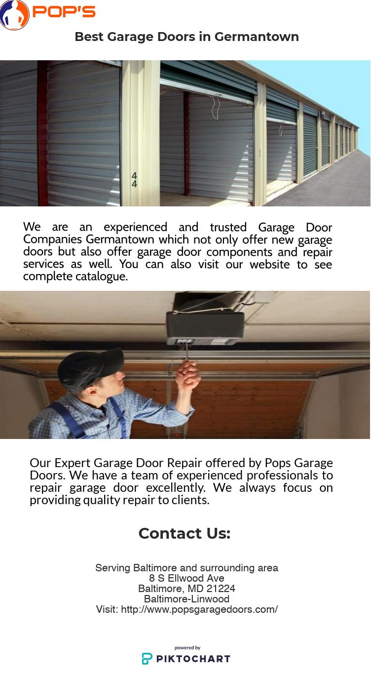 Garage Door Services Germantown Can Handle All Your Garage Door Needs We Provide Garage Door Best Garage Doors Garage Door Company Garage Door Repair Service