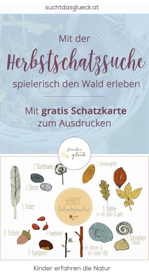 Photo of Herbstschatzsuche {spillidee med freebie} – Miss in luck