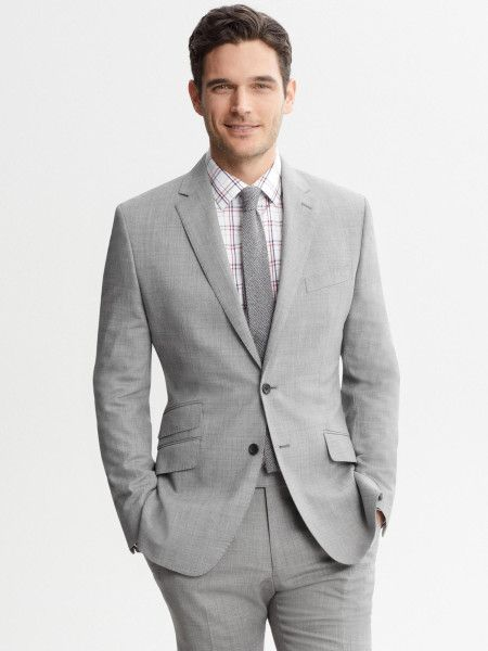 best colour suit for grey hair - Google Search | Clobber ...