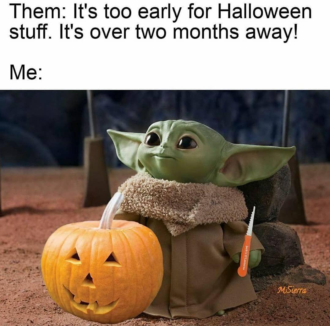 Pin By Lexi M101 On Baby Yoda Is My Bundle Of Joy Funny Star Wars Memes Yoda Funny Star Wars Humor