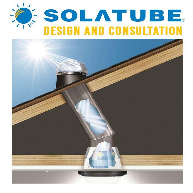 Solatube Design Solar Tube Lighting Solar Tubes Solar Windows