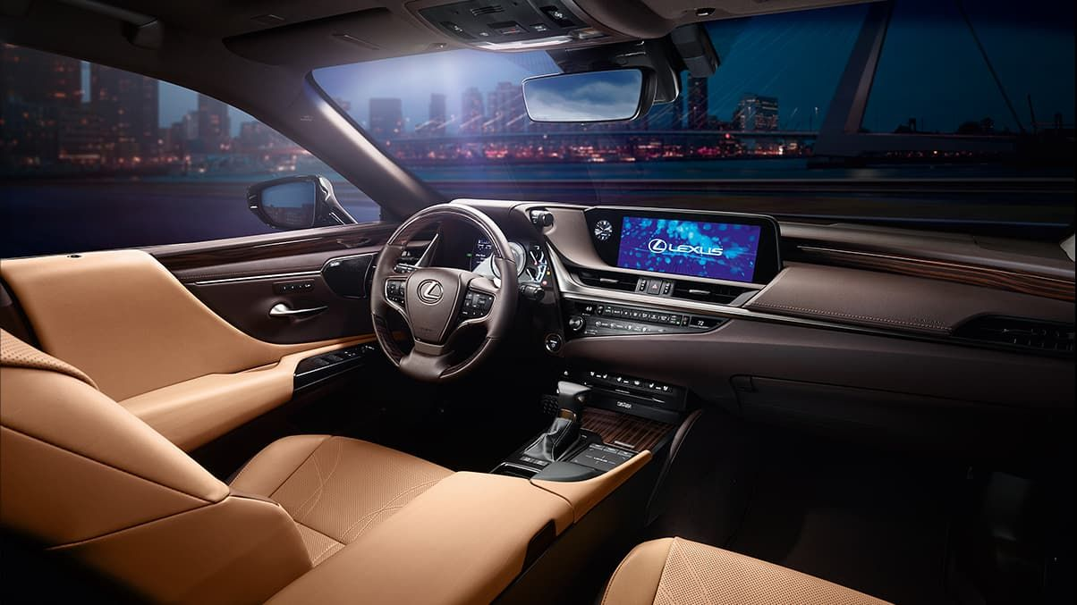 2020 Lexus Es Hybrid Interior In 2020 Lexus Es Lexus Dream Cars