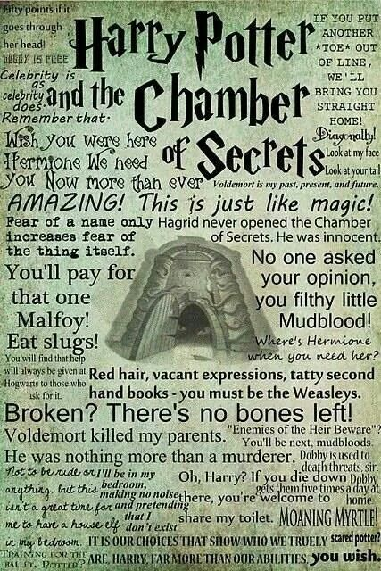 Harry Potter And The Chamber Of Secrets Harry Potter Marathon Harry Potter Bucher Harry Potter Zitate