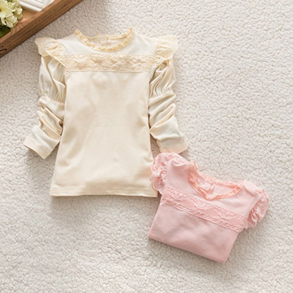 70102083c9cc Factory Price! Fashion Baby Clothes Pretty Girls Kids Baby Long ...