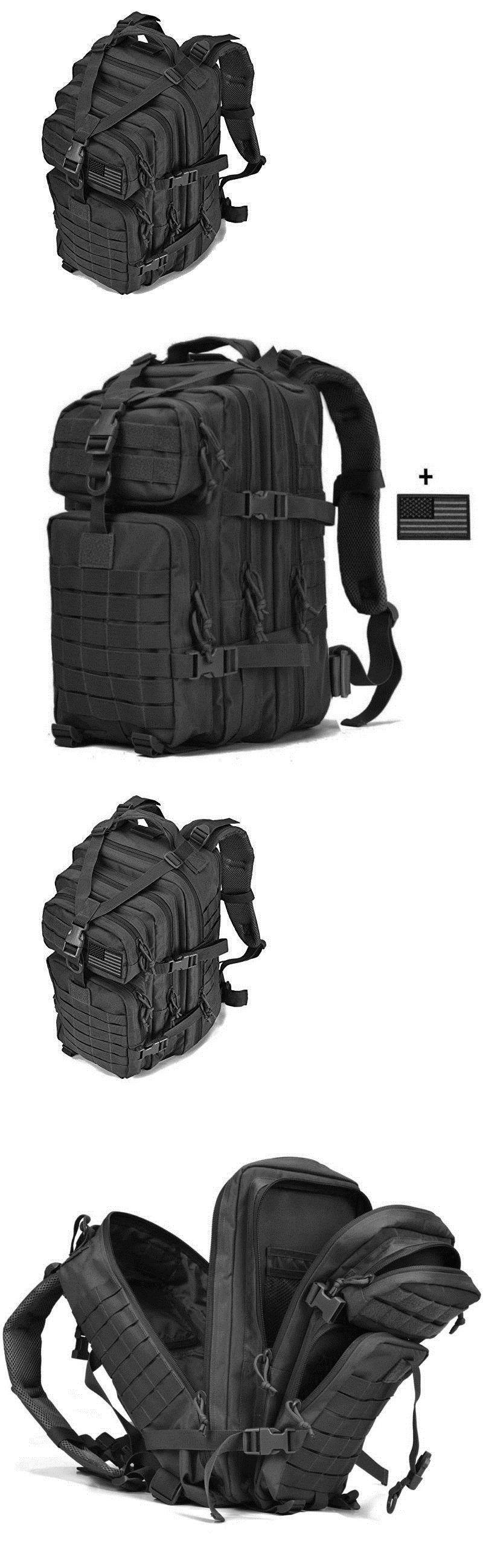 Day Packs 87122: 34L Small Military Tactical Backpack 3 Day Assault Pack Army Molle Bug Out Bag -> BUY IT NOW ONLY: $39.01 on eBay!
