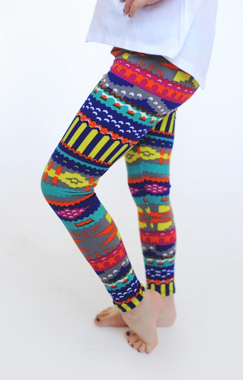 Dottie Couture Boutique - Kids Aztec Leggings , $6.00 (http://www.dottiecouture.com/kids-aztec-leggings/)