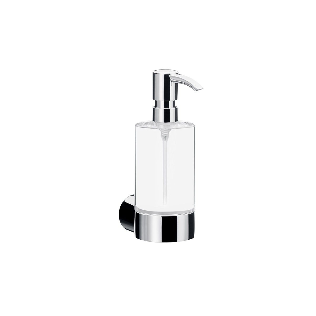 Fino 8421.001.01 Wall Mount Soap Dispenser From the Fino Collection ...