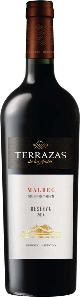 Rotwein Von Terrazas De Los Andes In 0 75l Flasche Mit 14
