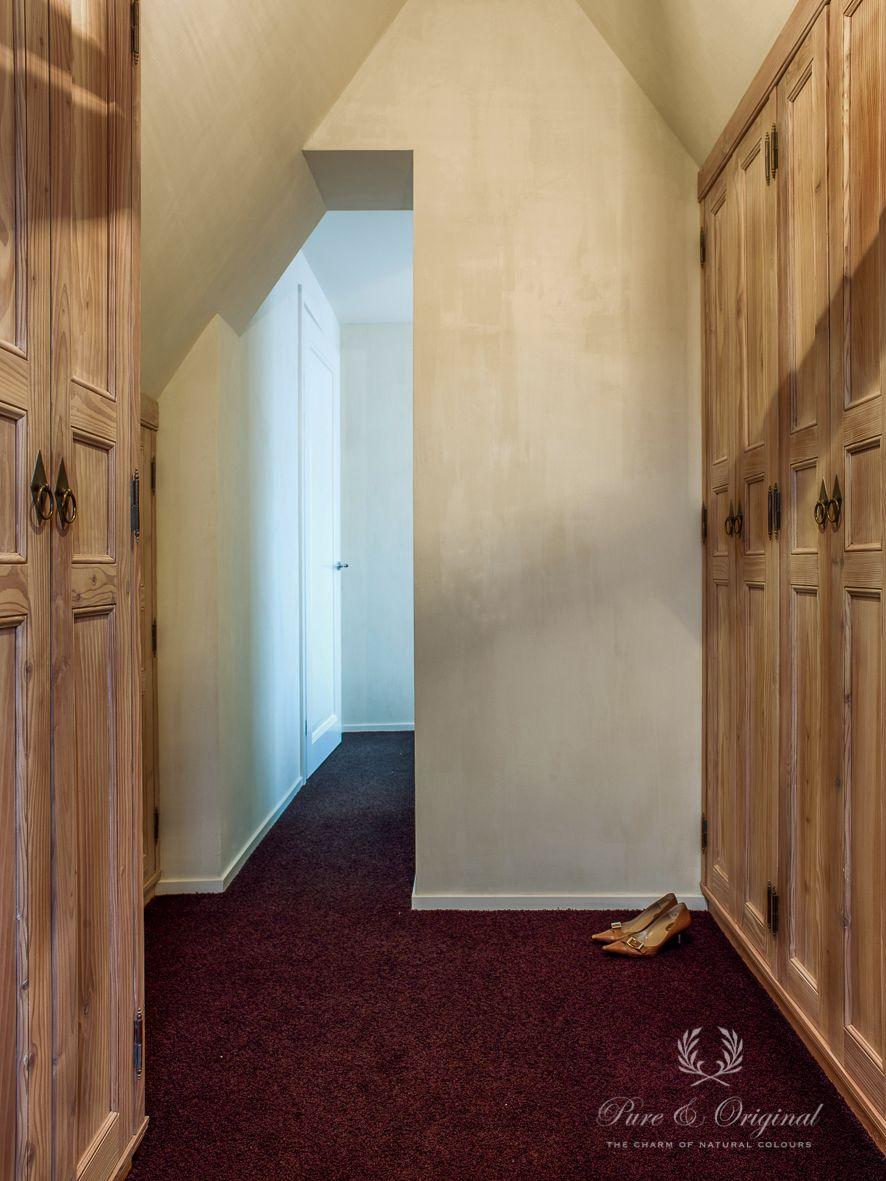 Delightful Walk In Closet In Fresco Lime Paint. Color: Silverplate. Www.pure
