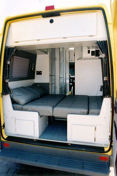 Image detail for custom sprinter vans luxury conversion for Mercedes benz sprinter camper van