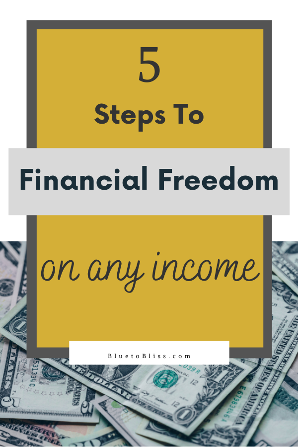 Jumpstart Your Journey To Financial Freedom In 2020 Financial Freedom Financial Freedom Debt Free Financial