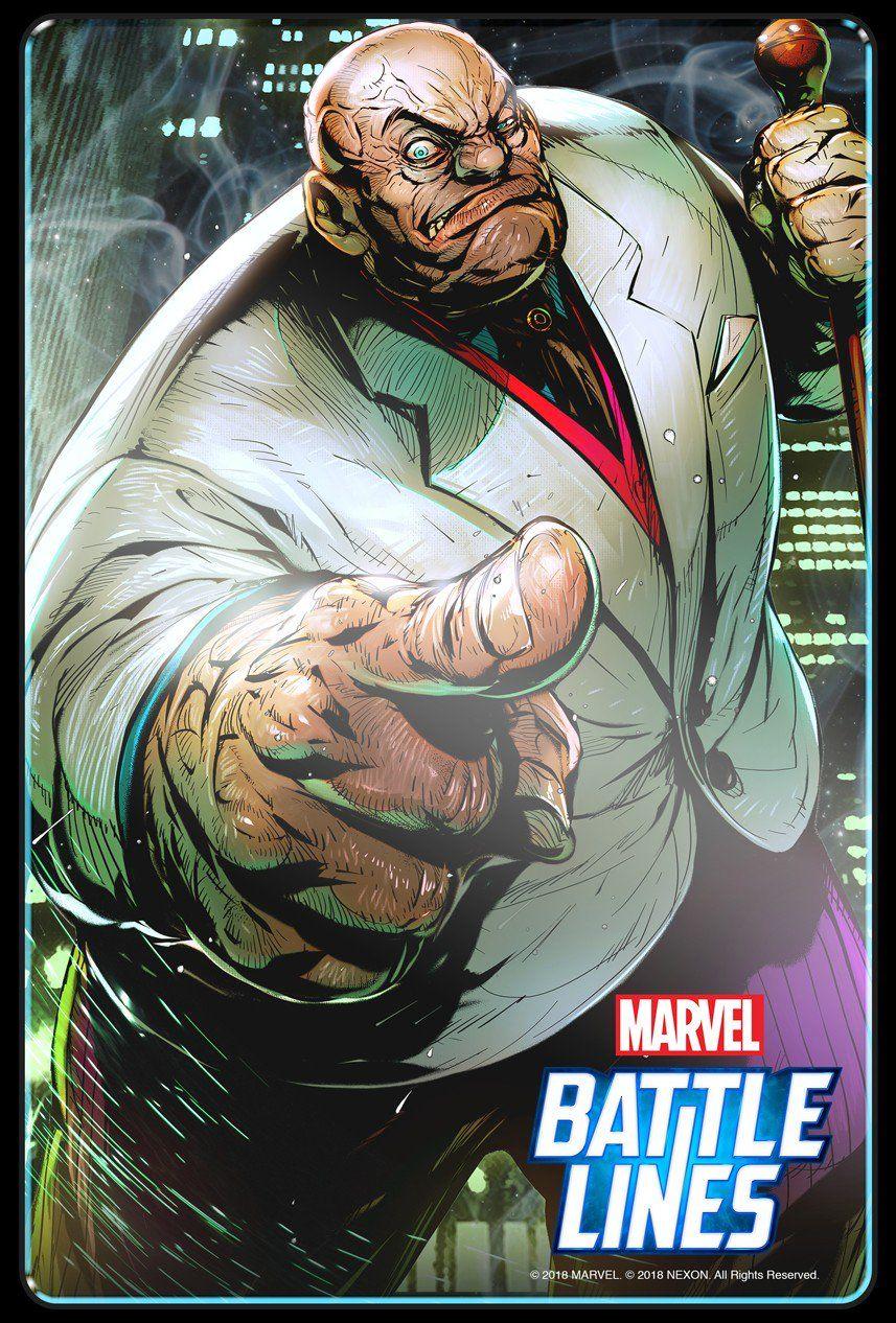 Asgardians of the Galaxy #9 Maxx Lim Marvel Battle Lines Variant *NM*