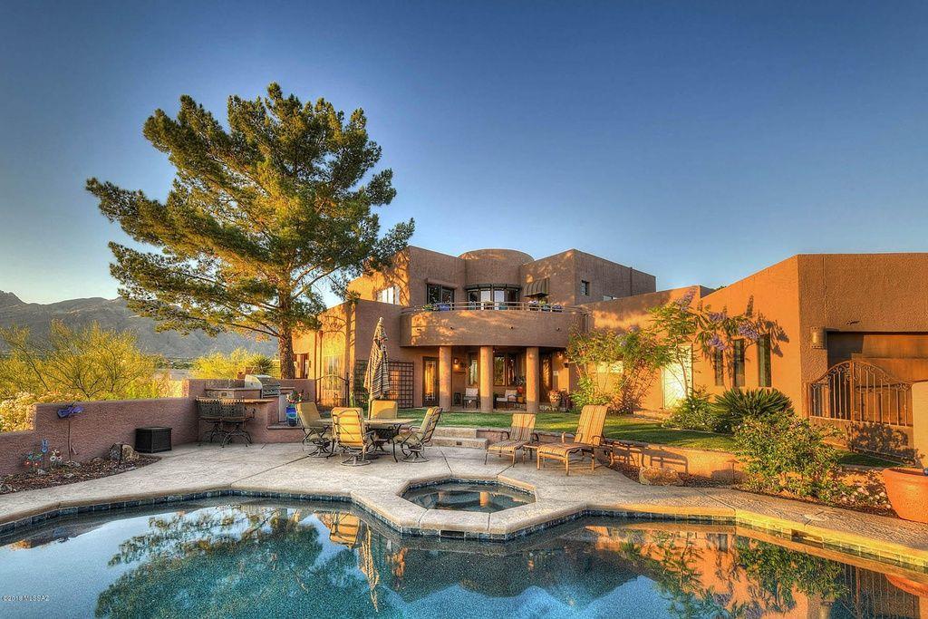 5735 E Calle Del Ciervo Tucson Az 85750 Mls 21819441 Zillow Tucson Mansions Zillow