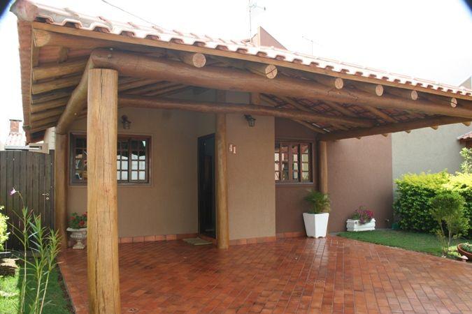 casa com estrutura de eucalipto tratado - Pesquisa Google