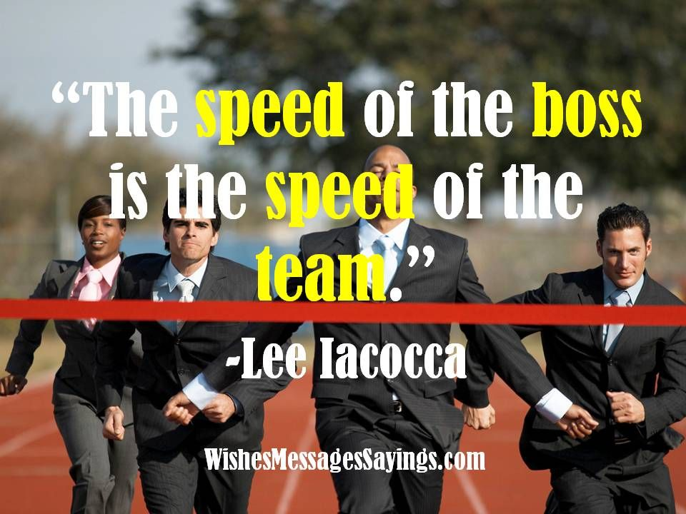 A little inspiration in honor of national boss's day! #boss #quotes