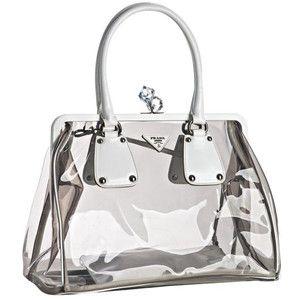 Prada Transparent Bag