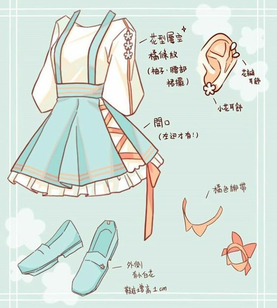 Photo of – anime clothes ♥ – #animes #notitle #para #ropa, #animes