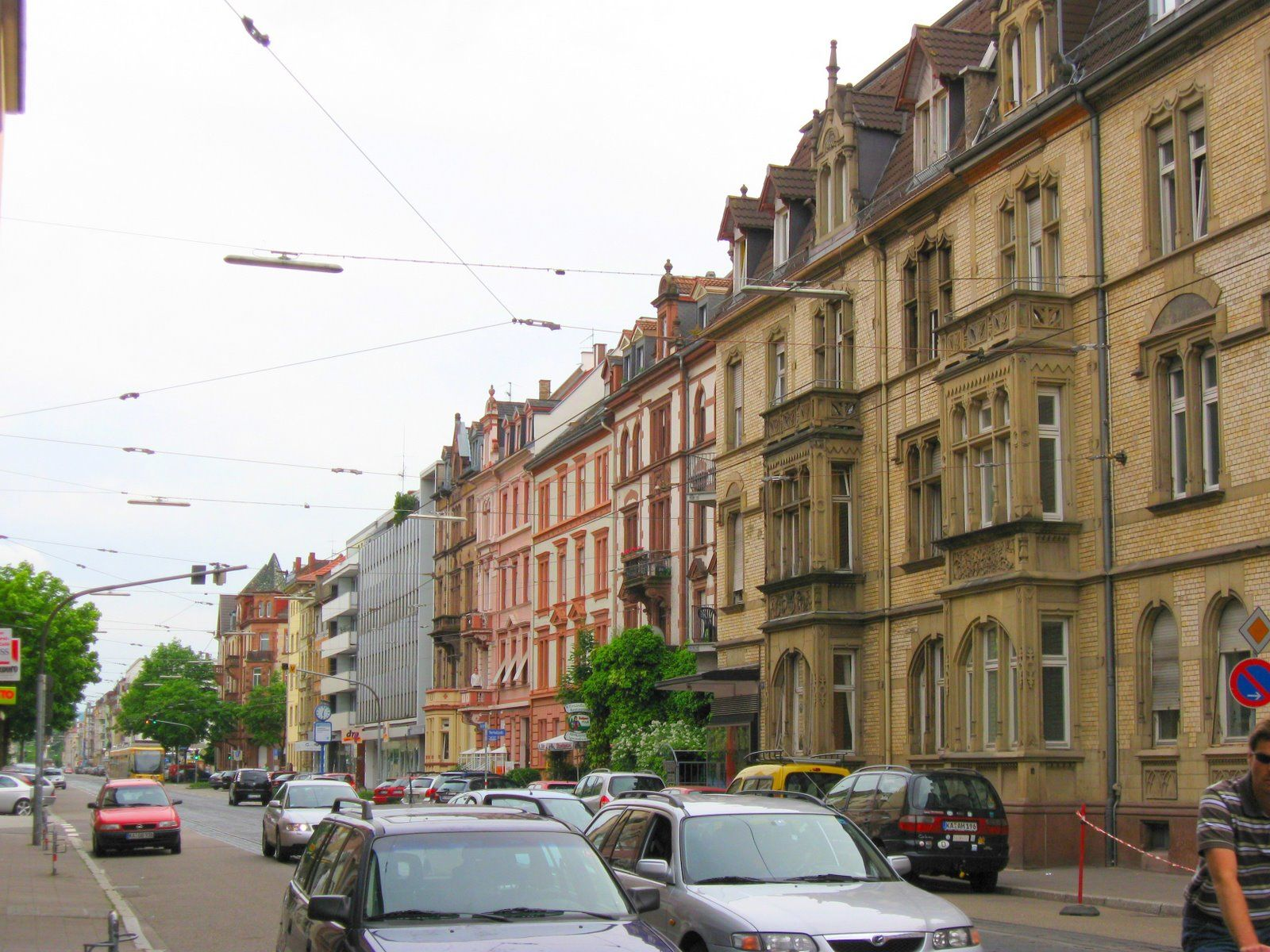 Karlsruhe, Germany Lived there for 3 years. My favorite