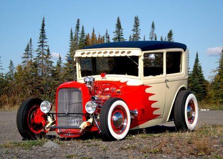 1928 Ford Model A Hot Rod Sedan Desktop Nexus Wallpapers Classic Cars Trucks Hot Rods Hot Rods Hot Rods Cars