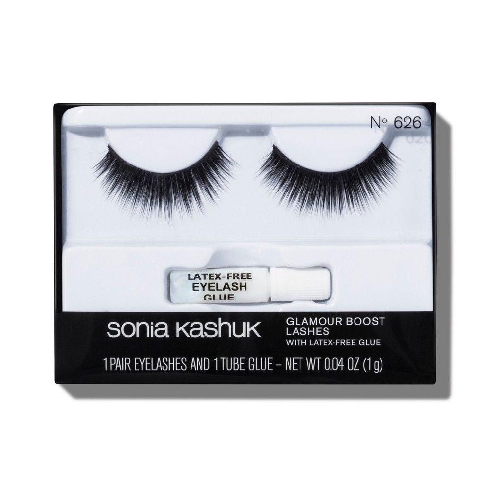 Sonia Kashuk Glamour Boost False Eyelashes 1 Pair Lashes