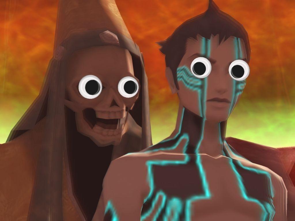 Demieyed Megami Tensei Persona Shin Megami Tensei Iv Shin Megami Tensei Persona