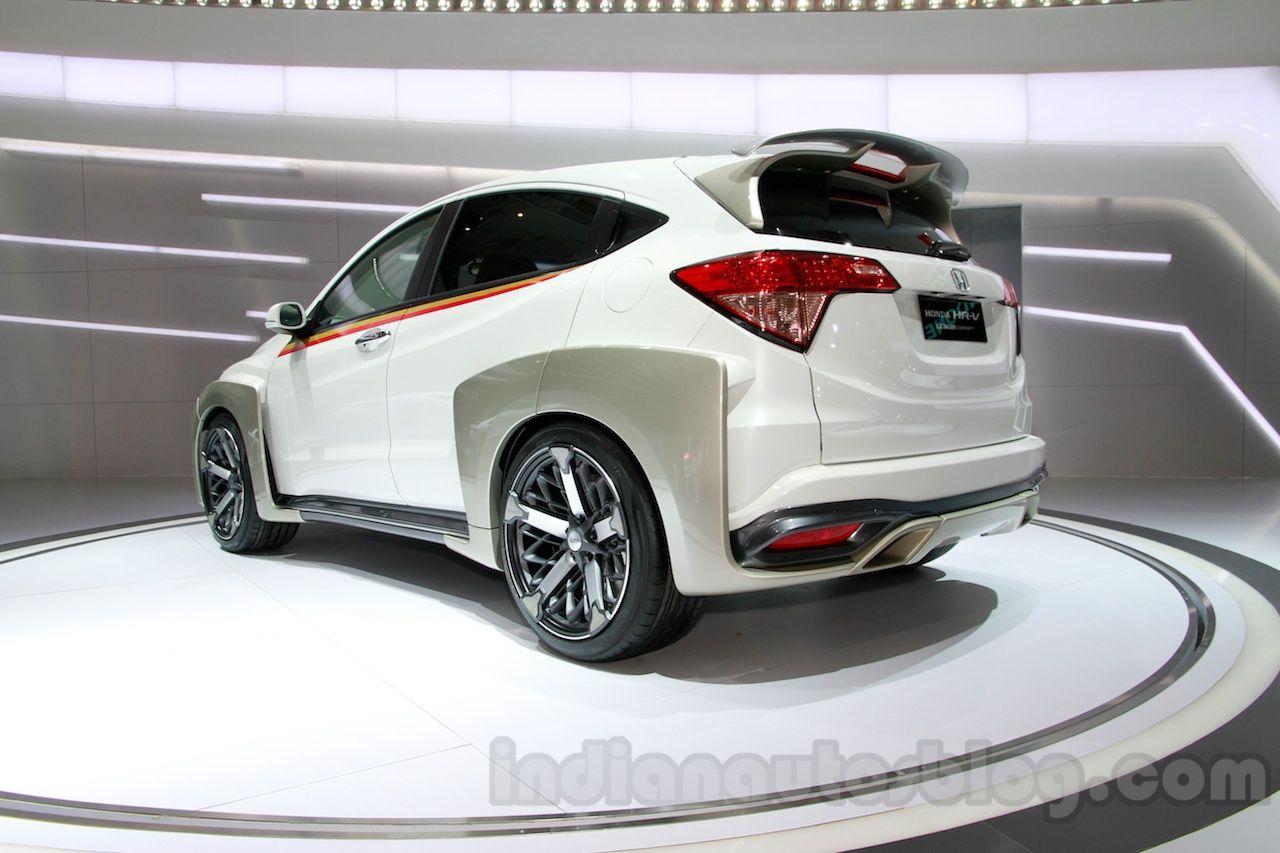 Honda Hr V Hr V Modulo Hr V Mugen Iims Live In 2020 Honda Hrv Honda Sport Utility Vehicle
