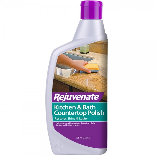 Rejuvenate Bathroom & Kitchen Countertop Polish – Granite, Corian, & Marble Polish in 2020