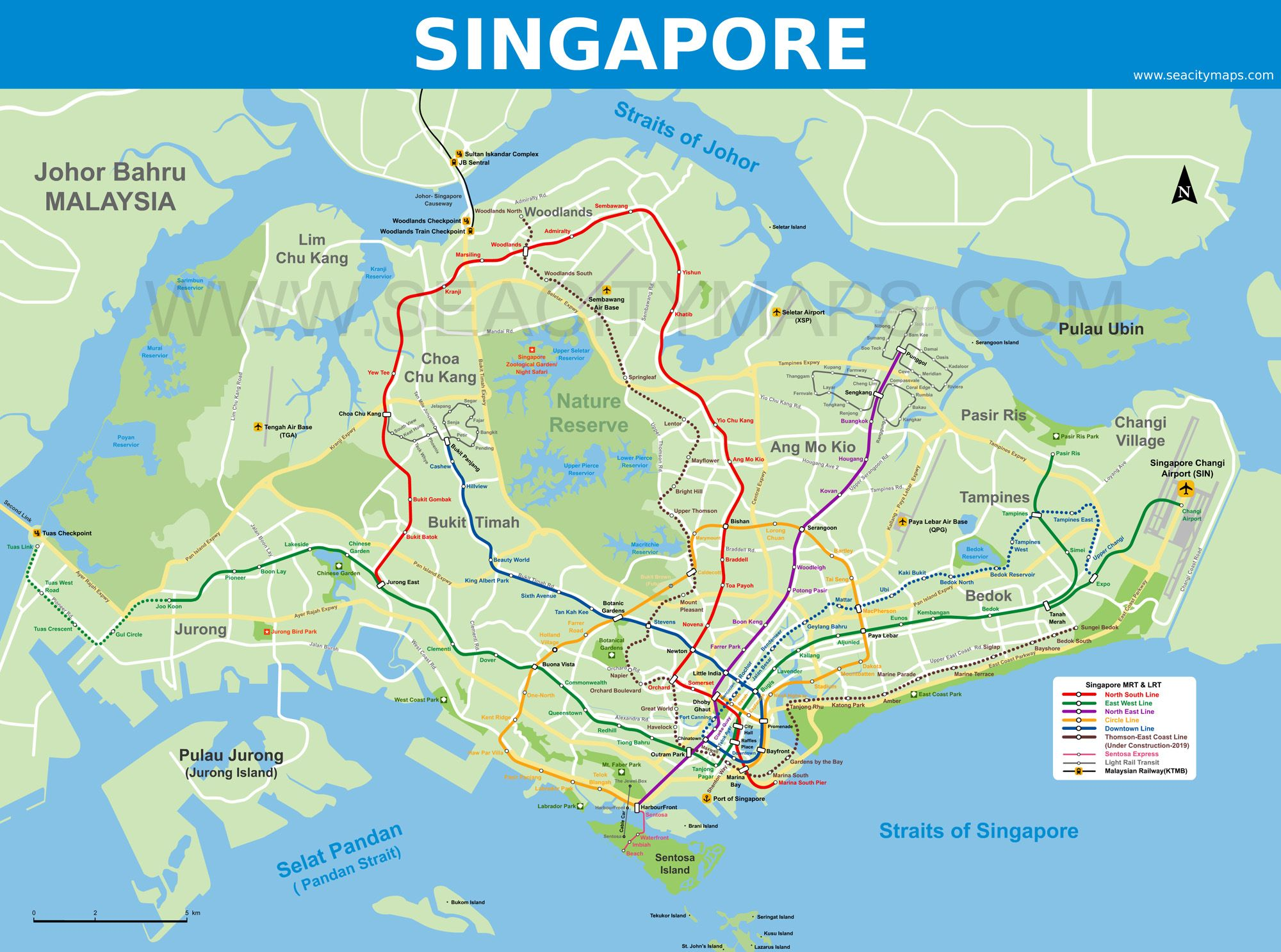 singapore tourist map 2017 pdf