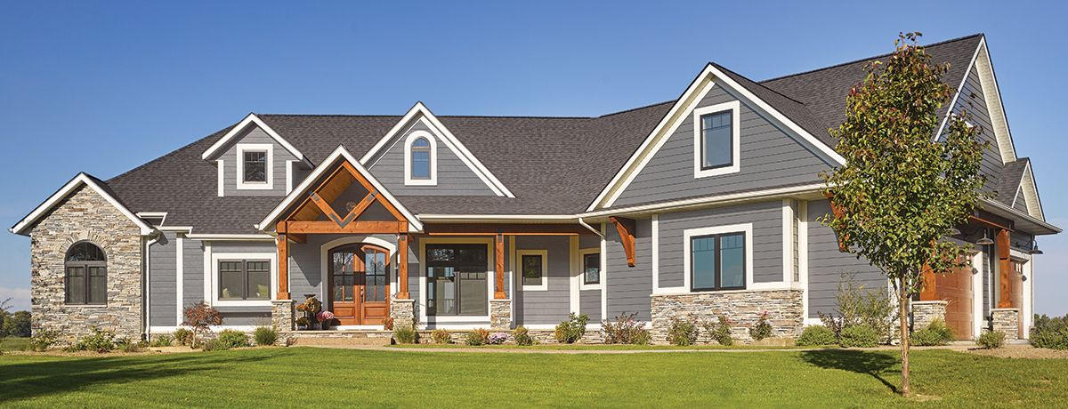 Best Icon™ Composite Siding Siding Certainteed Roof 400 x 300