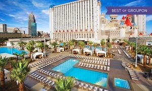 Groupon Stay With Optional Buffets At Excalibur Hotel Las Vegas Dates