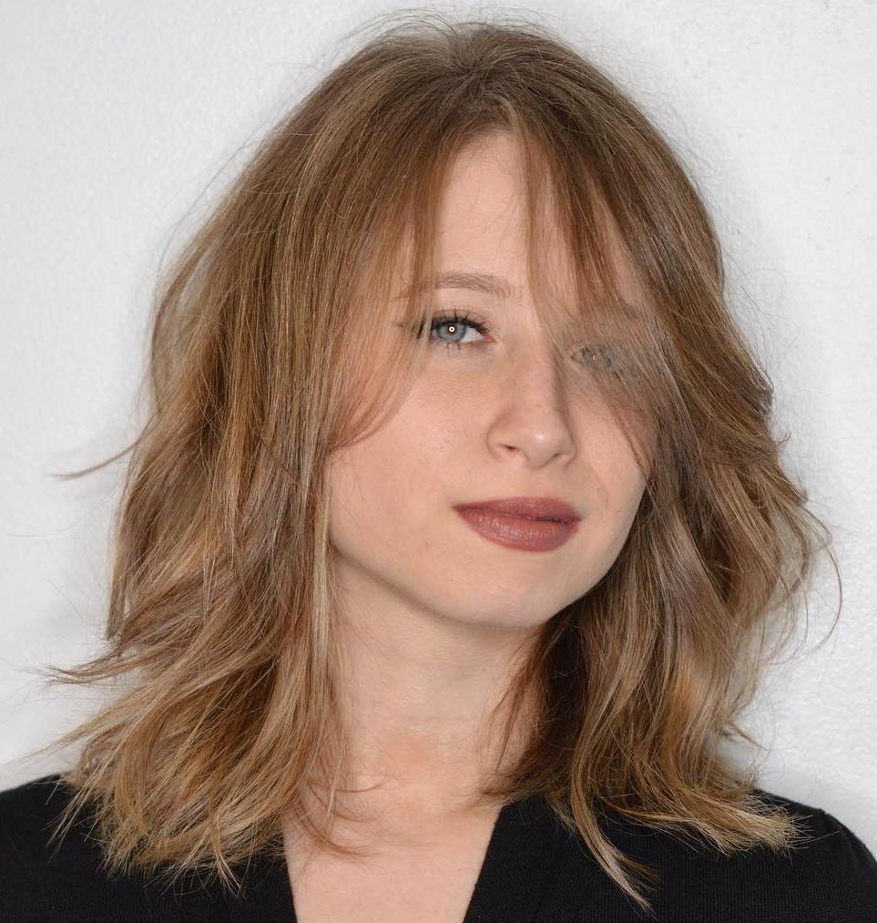 70 Devastatingly Cool Haircuts for Thin Hair | Layer haircuts ...