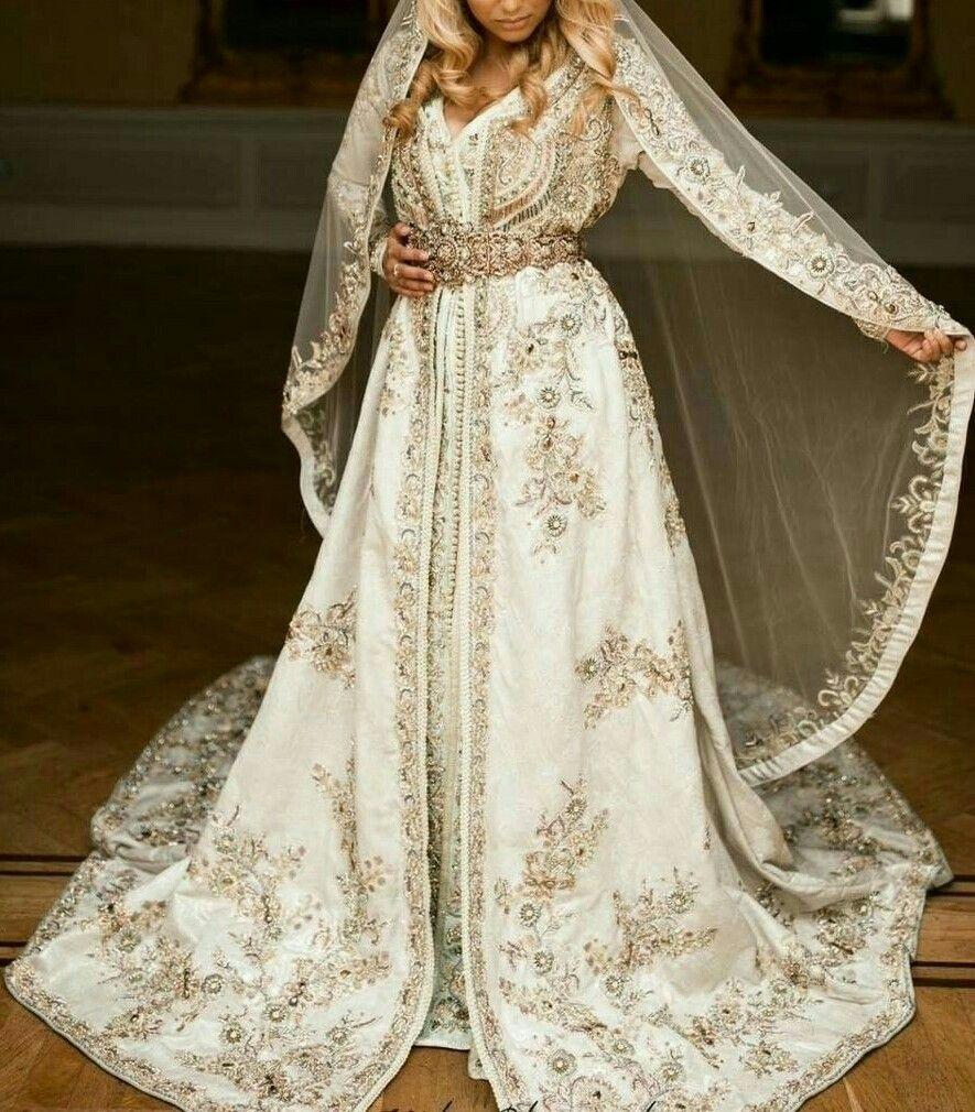 Caftan Mariee Marocaine Caftan Mariage Robe Marocaine