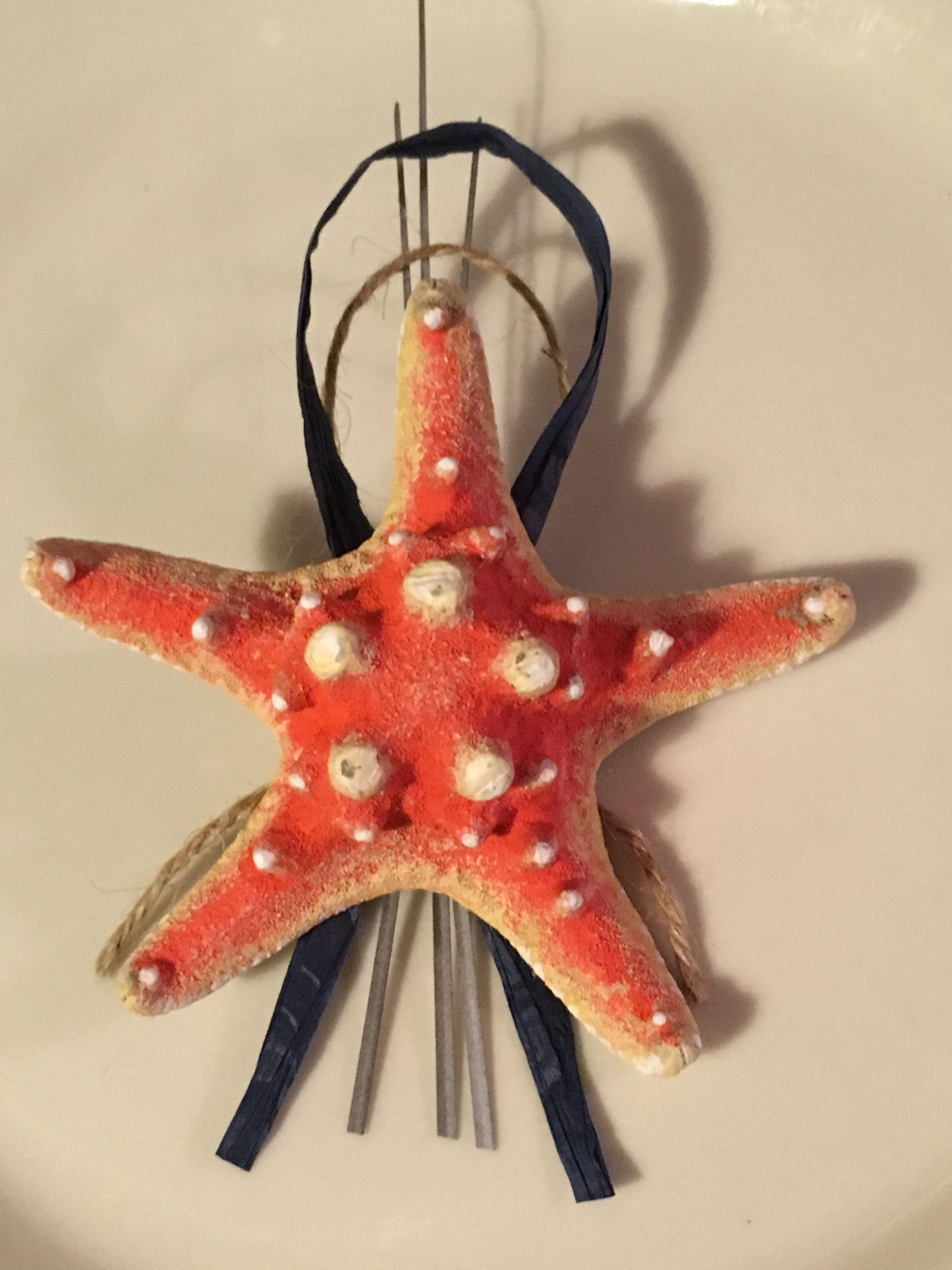 Starfish buttonhole