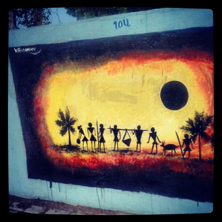 The Ahmedabad Wall Art Project 7 Graffiti | Take the world and paint ...