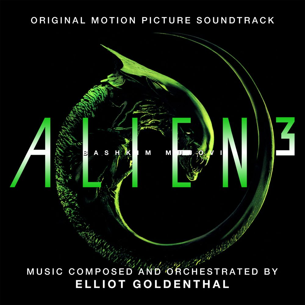 Alien 3 Movie: Alien 3, Original Motion Picture Soundtrack, Composed By