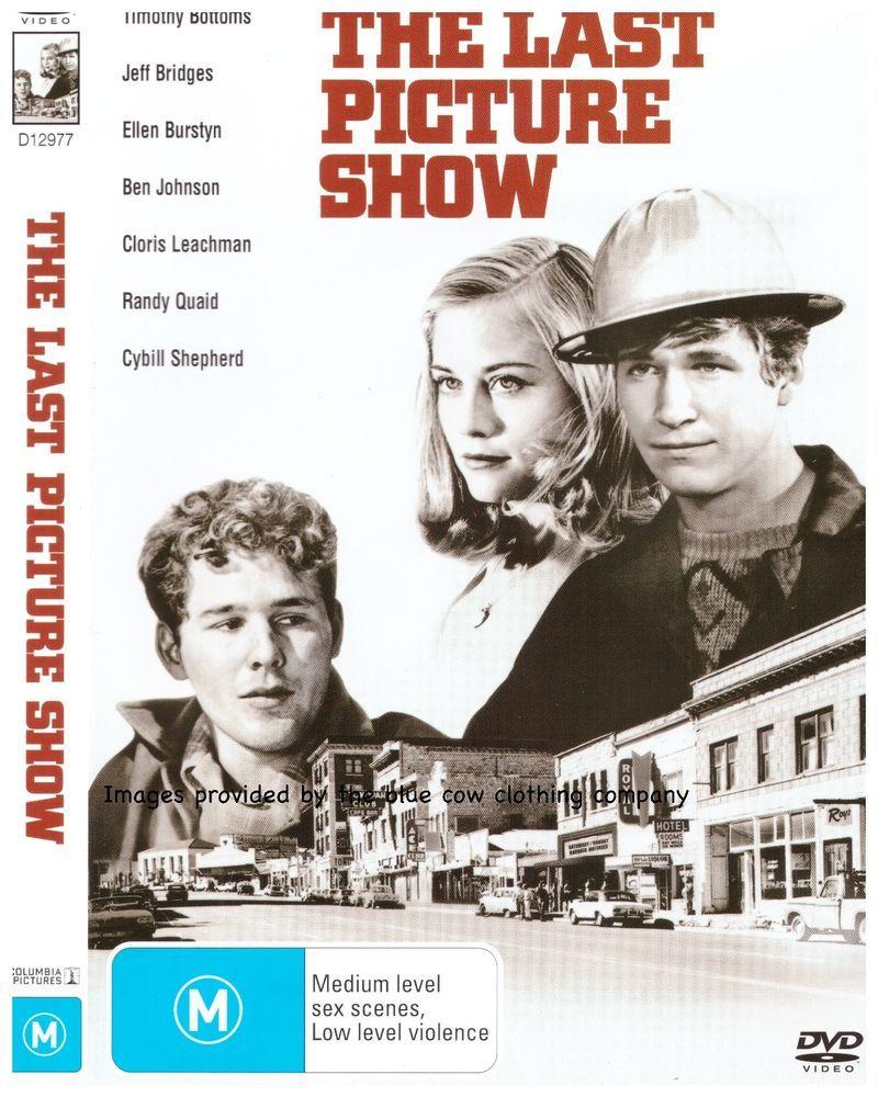 Check Out The Last Picture Show Dvd R4 Jeff Bridges Cybill Shepherd Https Www Ebay Com Au Itm 162931 The Last Picture Show Movies Full Movies Online Free
