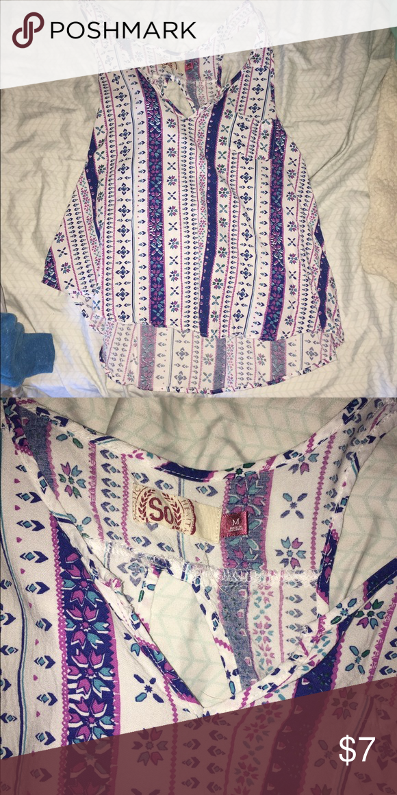 Cute Top Cute shirt great for bundling!! SO Tops