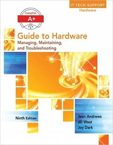 A guide to hardware 9th edition test bank andrews test banks a guide to hardware 9th edition test bank andrews test banks solutions manual textbooks nursing sample free download pdf download answers fandeluxe Gallery