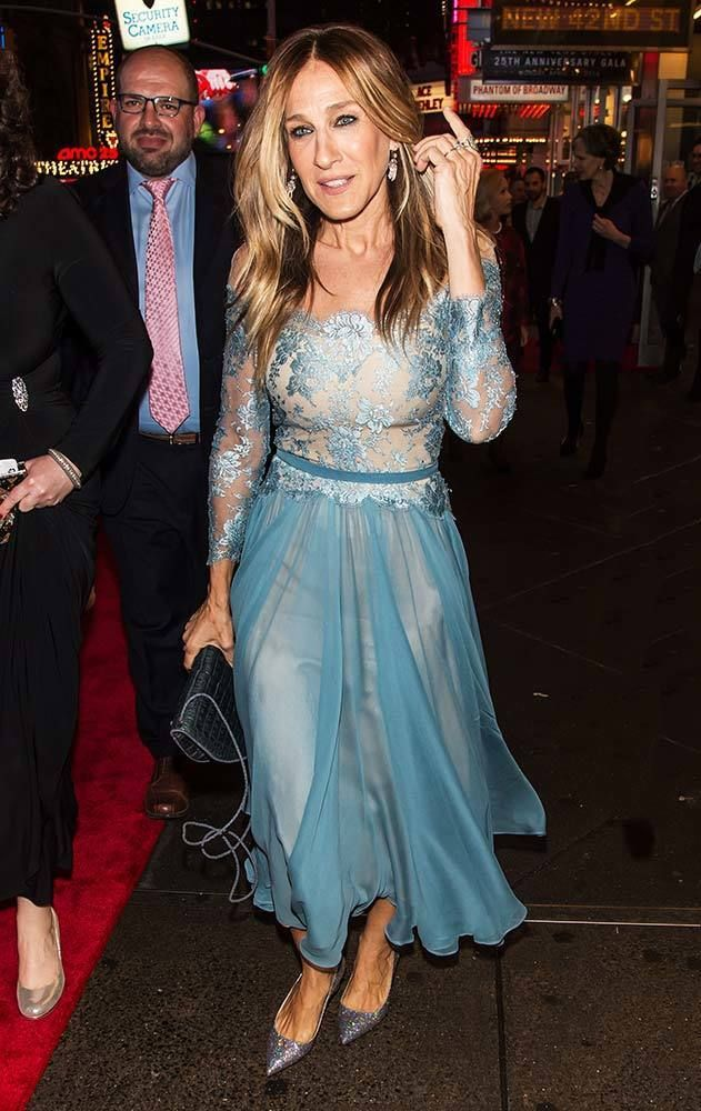 11 times SJP dressed exactly like Carrie