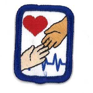 Gscb Nurses Exploration Csa Badge Girl Scout Badges Badge Girl Scouts Cadettes