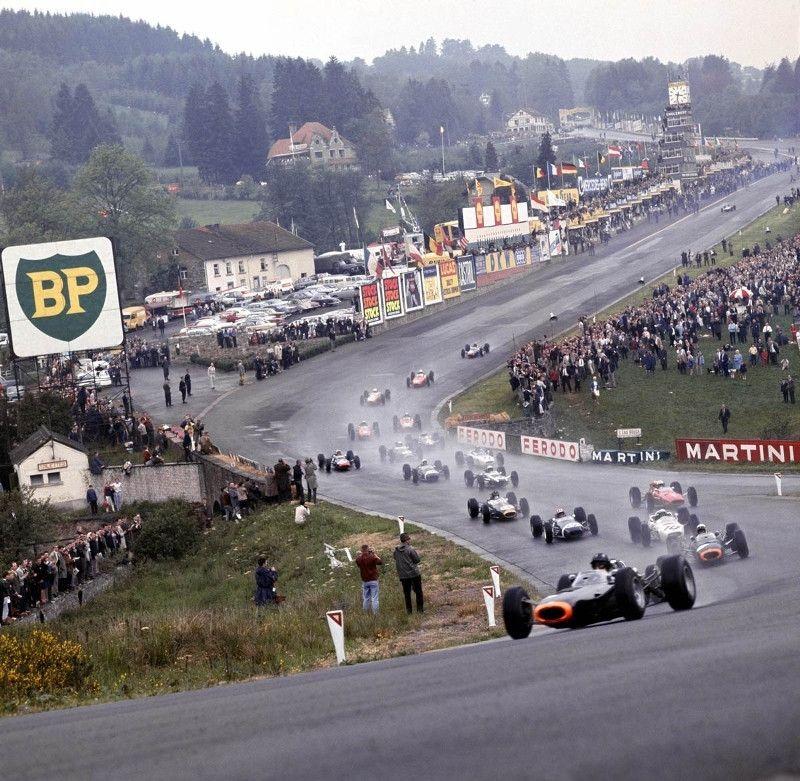 1965 Belgian Gran Prix Belgian Grand Prix Grand Prix Racing Racing