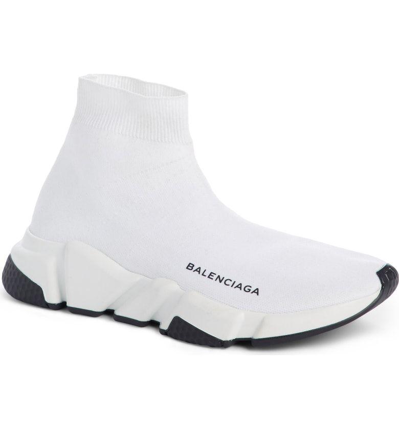 Balenciaga Speed Mid Sneaker (Women