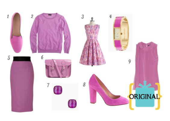 2014 Color of the Year- Radiant Orchid