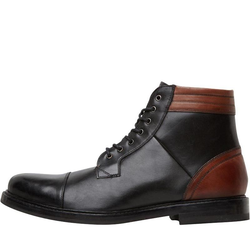 Men's Ted Baker lace-up leather boots