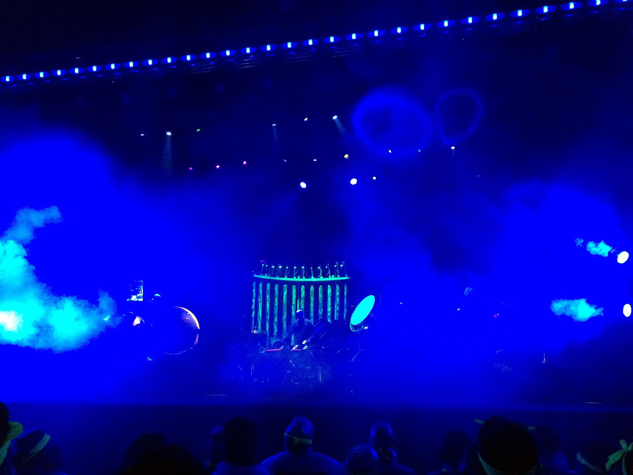 Blue Man Group Performance