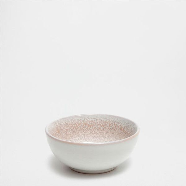 55 SEK Liked On Polyvore Featuring Home Kitchen Dining Serveware Zara And Brown Bowl