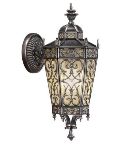 Home Decor Lighting Sconce Traditional Outdoor Lighting By Lumens Victorian Outdoor Lighting Outdoor Lighting Exterior Light Fixtures